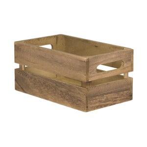 Dřevěná úložná krabice Securit® Crates