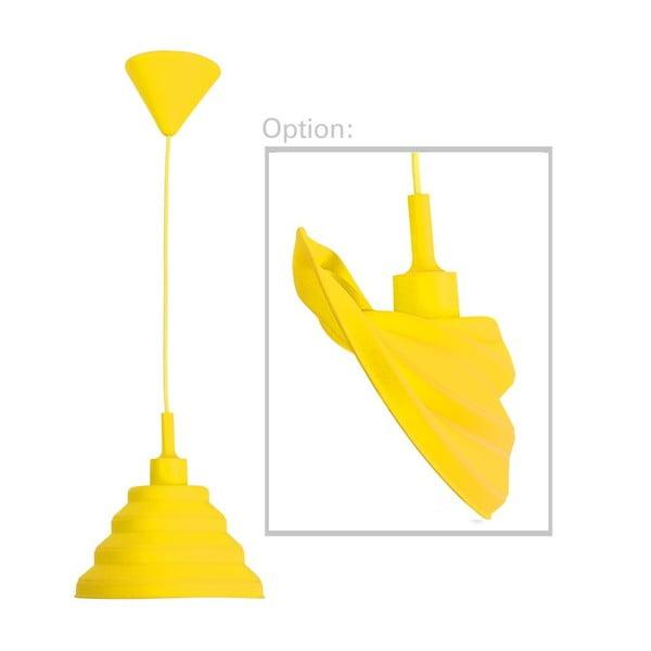 Stropné svetlo Cotra Yellow