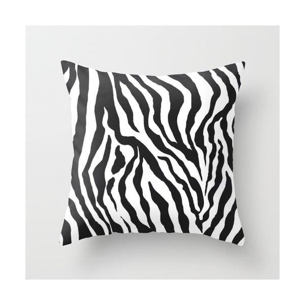 Obliečka na vankúš Zebra I, 45x45 cm