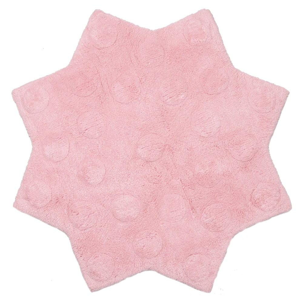 Detský koberec Nattiot Little Stella Rose, 90 cm