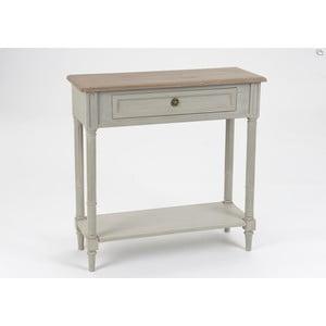 Konzolový stolík Edouard, 80 cm