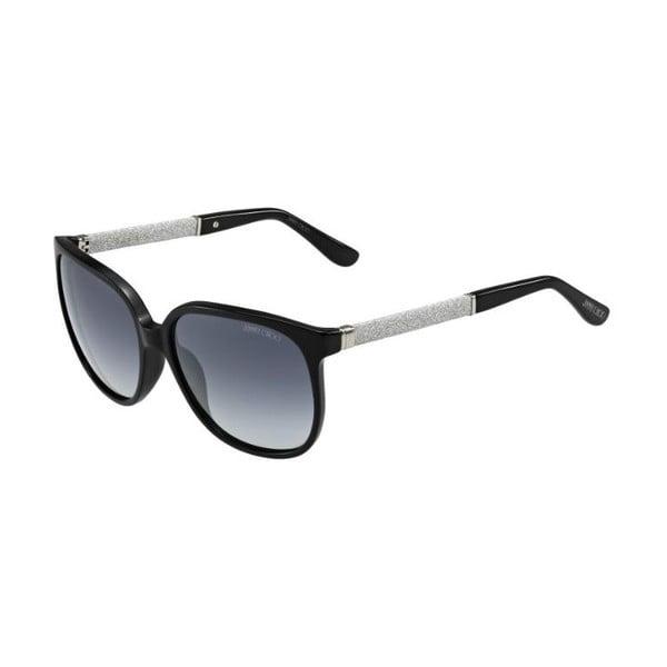 Slnečné okuliare Jimmy Choo Paula Black Glitter/Grey
