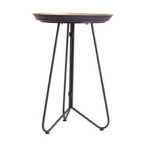 Odkladací stolík Last Deco Zeus, ø41,5 cm
