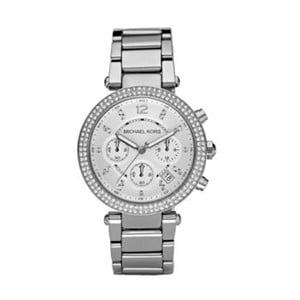 Dámske hodinky v striebornej farbe Michael KorsmParker