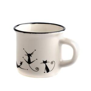 Porcelánový hrnček Dakls Cats Quida, 750 ml