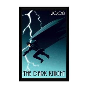 Plagát  The Dark Knight, 35x30 cm