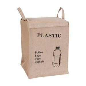 Kôš na recykláciu plastu Clayre & Eef