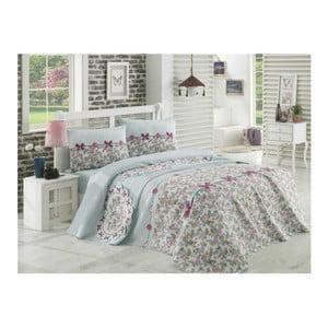 Set obliečok na jednolôžko a ľahkej prikrývky cez posteľ Lovely