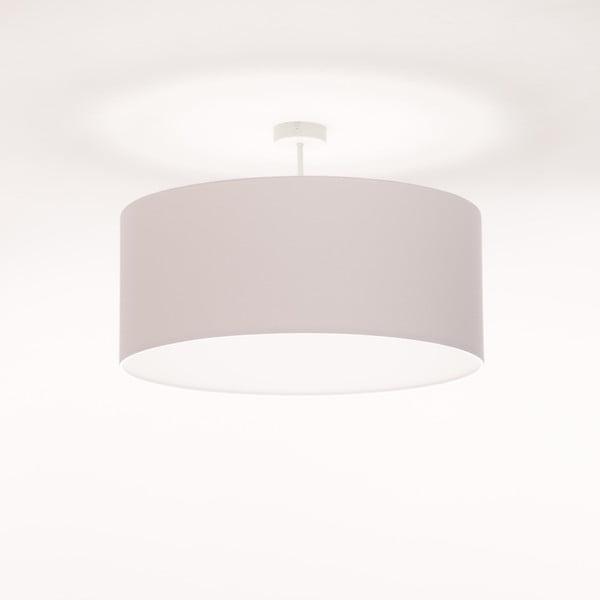 Biele stropné svetlo Artist, Ø 60 cm