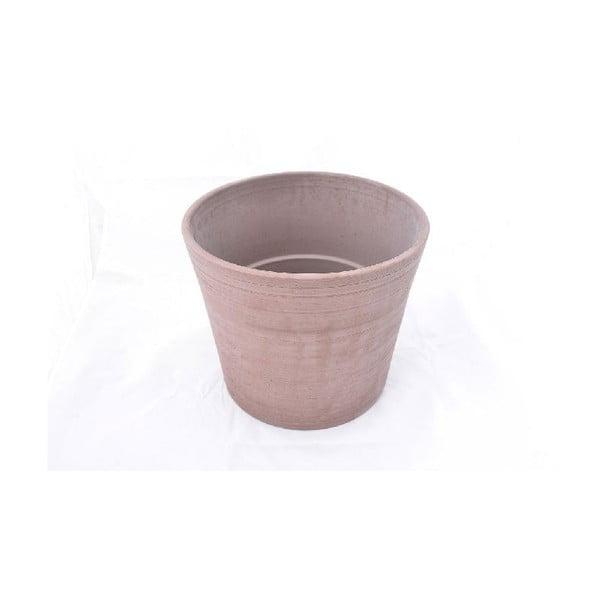 Keramický kvetináč Cilindrico 30 cm