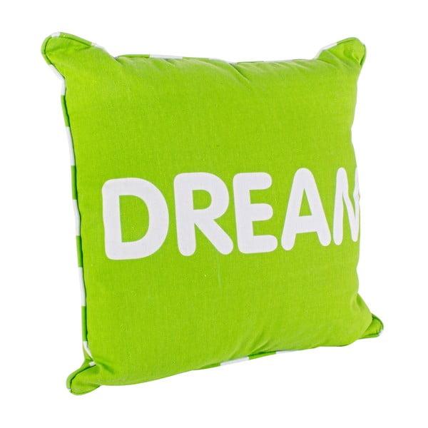 Vankúš Dream, zelený