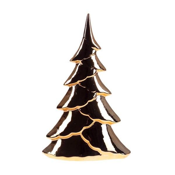 Porcelánová dekorácia Gold Tree