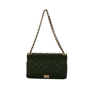 Kožená kabelka Andrea Cardone 2024 Green