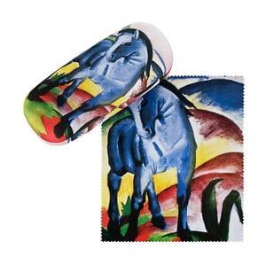 Puzdro na okuliare Von Lilienfeld Blue Horse