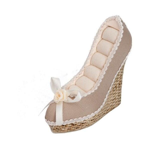 Stojan na šperky Antic Line Shoe