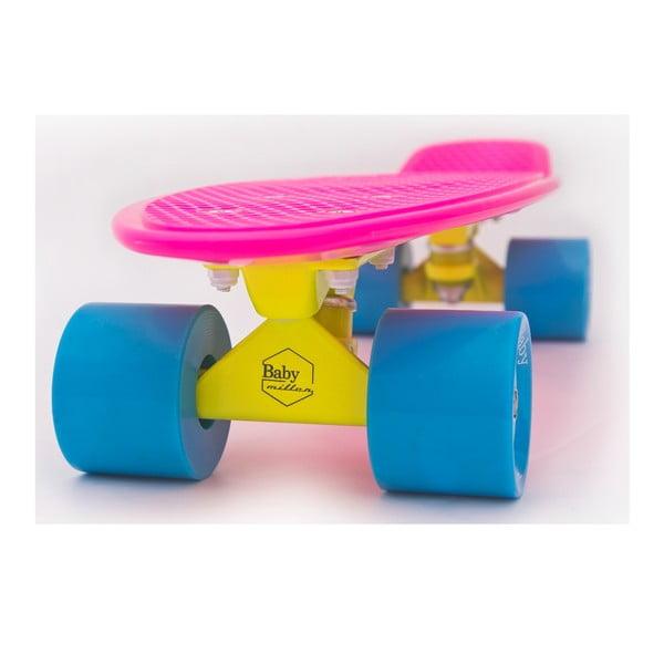 Skateboard Miller Fluor