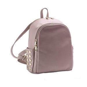 Ružový batoh z pravej kože Andrea Cardone Antique Pikalo