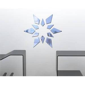 Dekoratívne zrkadlo Geometry Star
