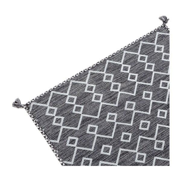 Ručne tkaný koberec Kilim Elegant 12, 110x60 cm