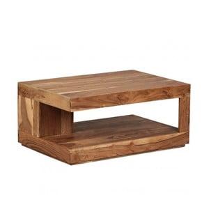 Konferenčný stolík z masívneho akáciového dreva Skyport Nancy
