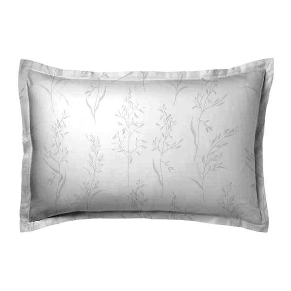 Obliečka na vankúš Mirabel Blanco Gris, 50x70 cm