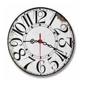 Nástenné hodiny Vintage Talk, 30 cm