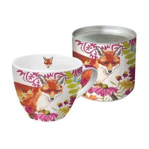 Porcelánový hrnček v darčekovom balení PPD Autumn Fo×, 450 ml