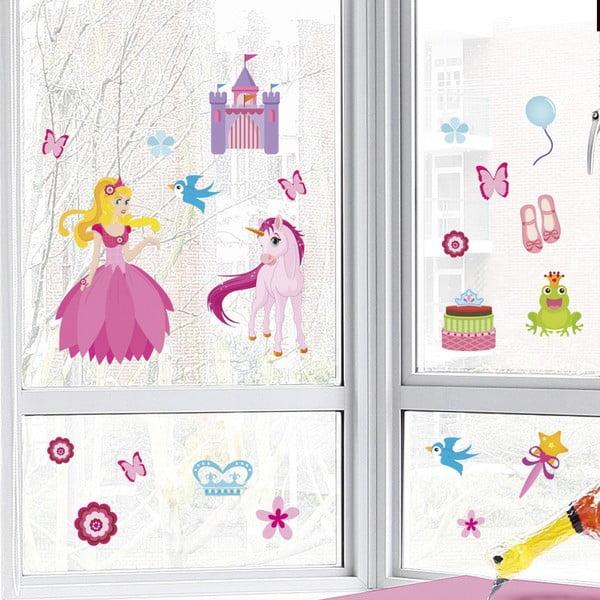 Samolepka na okno Fairy Tale