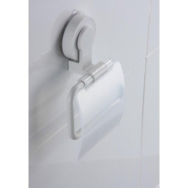 Držiak na toaletný papier bez nutnosti vŕtania ZOSO Tissue White