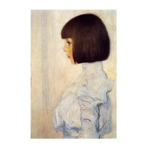 Reprodukcia obrazu Gustav Klimt - Portrait of Helene Klimt, 60x40cm