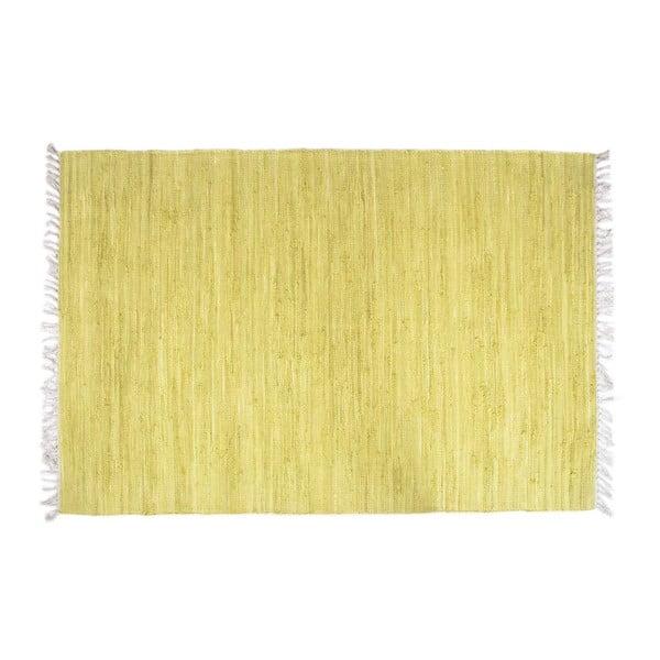 Koberec Plain Lemon, 140x200 cm
