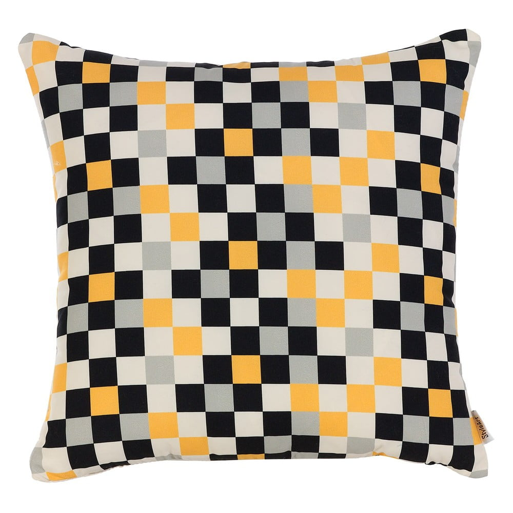 Obliečka na vankúš Apolena Zigzag, 43 × 43 cm