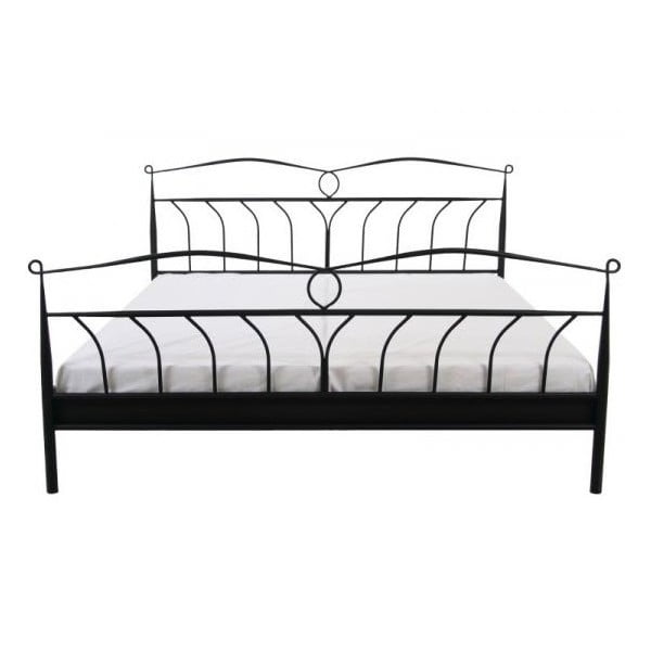 Rám postele Actona Line Metall, 140 x 200 cm