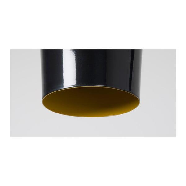 Čierne stropné svietidlo Zuiver Mora