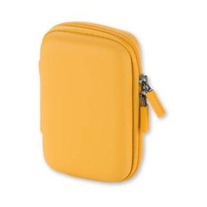 Univerzálne Žlté puzdro Moleskine Shell, XS