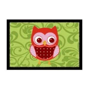 Rohožka Green Owls, 40x60 cm