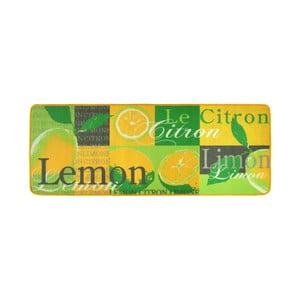 Kuchynský koberec Lemon, 67x180 cm