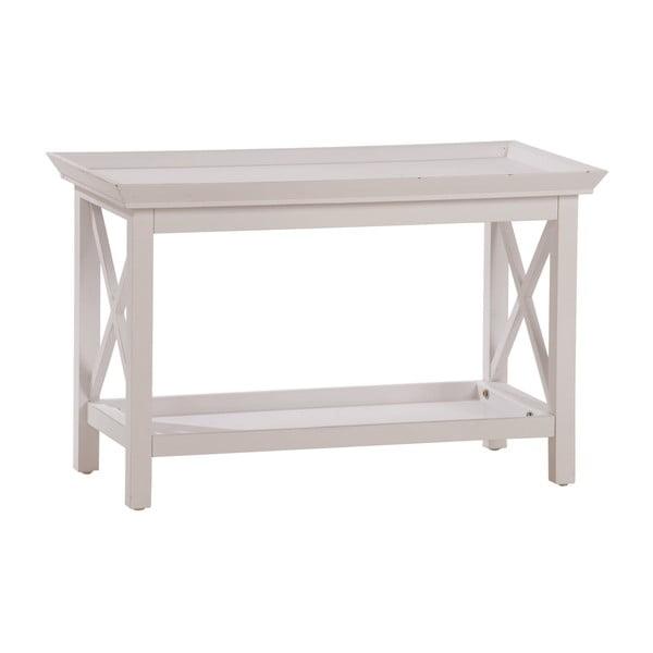 Odkladací stolík  White Couch Table