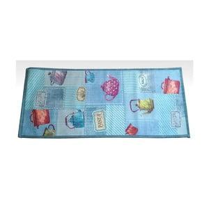 Behúň Floorita Digital Dots, 60 x 240 cm