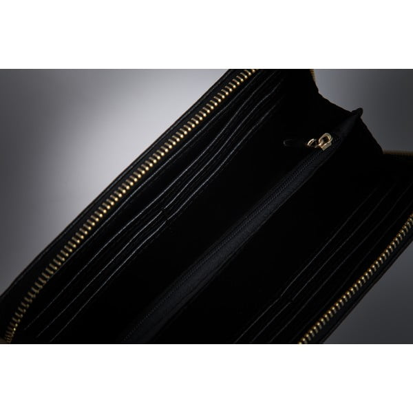 Kožená peňaženka Felice P01 Black