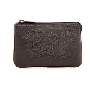 Kožená peňaženka na drobné Lois Mood, 11x7 cm