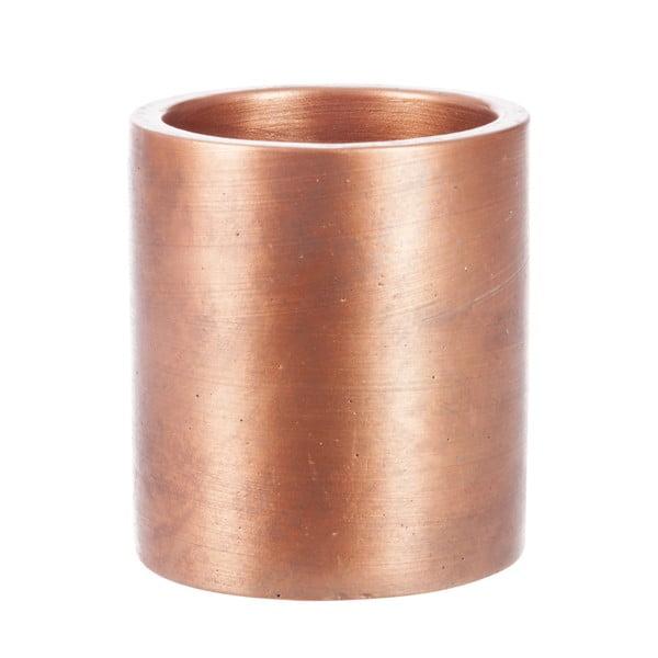 Kvetináč Copper Cer, 8x8 cm