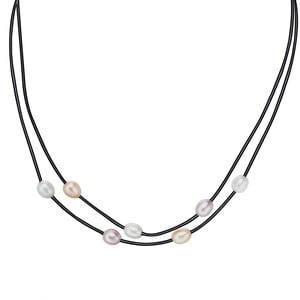 Perlový náhrdelník Nova Pearls Copenhagen Evonne