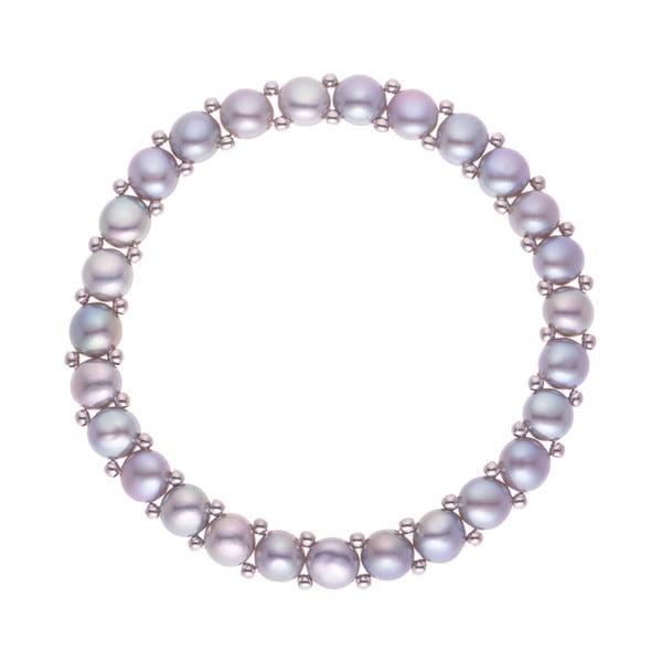 Náramok s riečnymi perlami Dariea