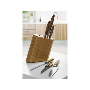 Bambusový stojan s nožmi Chillo