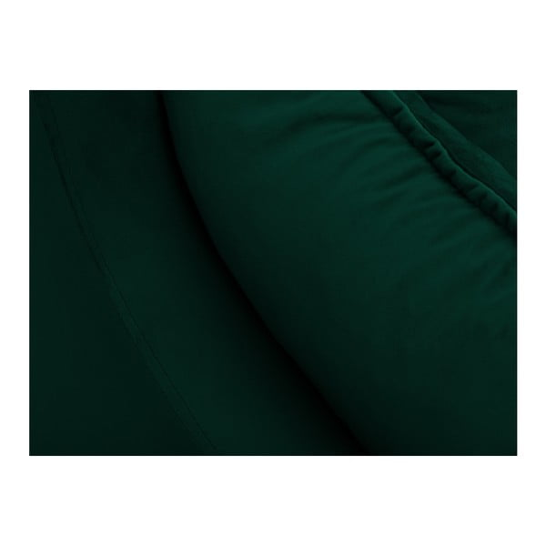 Zelená dvojmiestna pohovka Mazzini Sofas Pansy