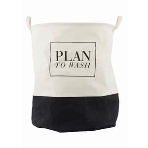 Plátený kôš na prádlo Plan To Wash