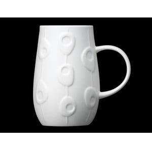 Hrnček z kostného porcelánu Droplet Pebble