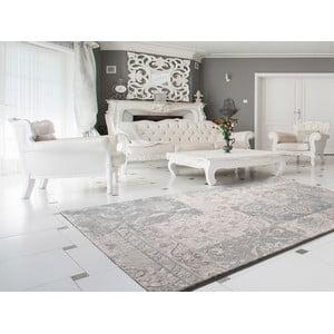 Svetlomodrý koberec Universal Opus, 160 × 230 cm