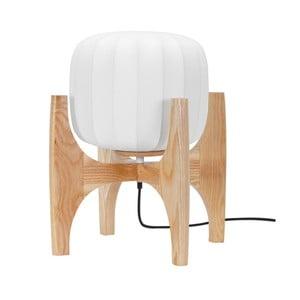 Biela stolová lampaGarageeightTom